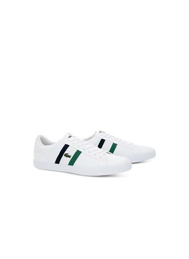 Lacoste Erkek Lerond 119 Sneakers 737CMA0045.042 Beyaz
